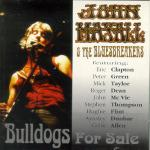 GRAPHIC IMAGE 'John Mayall's Bluesbreakers - Bulldogs For Sale cover'